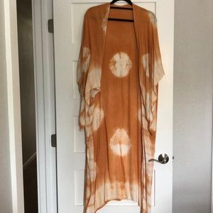 Free people kimono duster